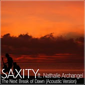 SAXITY feat. Nathalie Archangel - The Next Break Of Dawn (Acoustic Version)